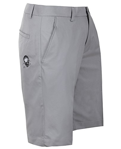 TattooGolf OB Performance Men's Golf Shorts - 38 Grey