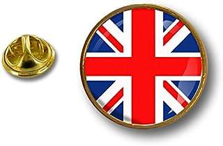 Spilla Pin pin's Spille spilletta Giacca Bandiera Badge Regno Unito Inglese UK