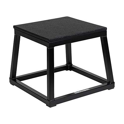 Retrospec Leap Plyo Box for Home Gym Plyometric Jumping Exercises, 12