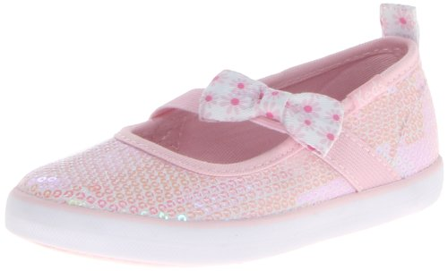 Keds Champion K MJ Sneaker (Toddler/Little Kid),Light Pink,4 M US Toddler
