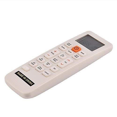 Mavis Laven Telecomando Universale AC, Telecomando sostitutivo per Samsung DB93-11489L DB63-02827A DB93-11115U DB93-11115K KT3X00 Aria condizionata