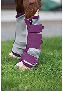 Fly Boots Cob Silver/Purple