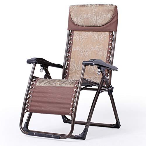 YULAN plooibare luxe stoel bureaustoel slaapbank vrijetijdsstoel outdoor-rugleuning strandstoel