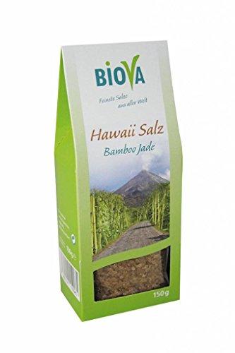Hawaii Salz Grün Gourmetsalz 150g Papierbeutel
