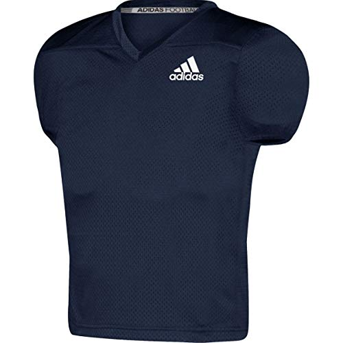 adidas Men's Practice Football Jersey Collegiate Navy/White X-Large