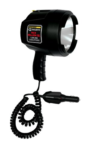 Brinkmann 800-2301-0 Q-Beam Max Million III 12V DC Spotlight