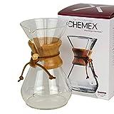 CHEMEX(ケメックス) コーヒーメーカー 8カップ クラシックシリーズ CM-8A [CLASSIC 8cup][並行輸入品]の写真