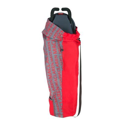 Leichte Maclaren- Aufbewahrungstasche - Halten Sie den Buggy mit der strapazierfähigen Nylontasche mit Tragegurt und Kordelzugverschluss sauber