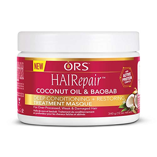 ORS HAIRepair Deep Conditioning and Restoring Treatment Masque 12 Ounce