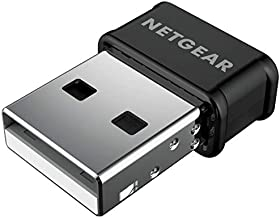 NETGEAR AC1200 WiFi USB Adapter – USB 2.0 Dual Band, Compatible with Windows and Mac (A6150)