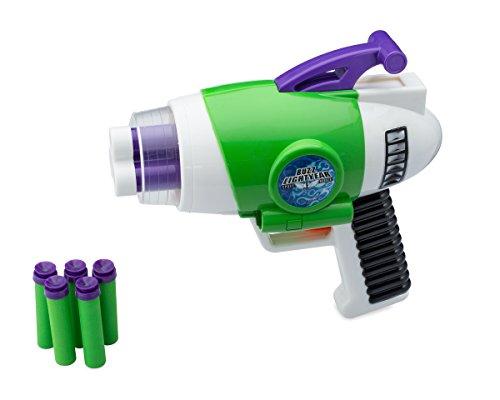 Toy Story - Buzz Lightyears Foam Nerf Gun Blaster w/ Lights & Sounds