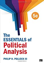 Best the essentials of political analysis 5th edition Reviews
