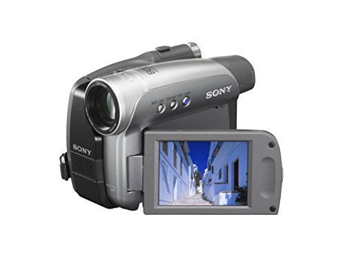 Sony DCR-HC28 MiniDV Handycam Camcorder with 20x Optical Zoom (Discontinued by Manufacturer) (Renewed)