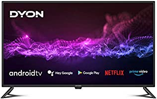 "DYON Smart 42 AD 42"" Telewizor (Full-HD, Triple Tuner, Google Play Store, Google Assistant, Prime Video, Netflix, Pilot..."