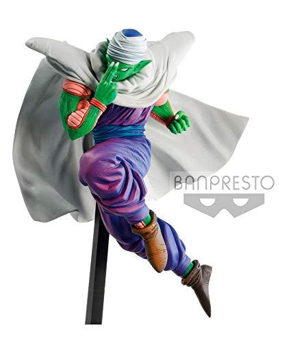 Banpresto- BWFC Dragon Ball Estatua Colosseum Piccolo, Multicolor (BANP82735) (Accesorio)