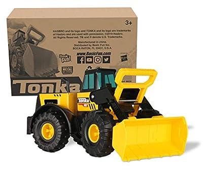Tonka - Steel Classics Front Loader FFP