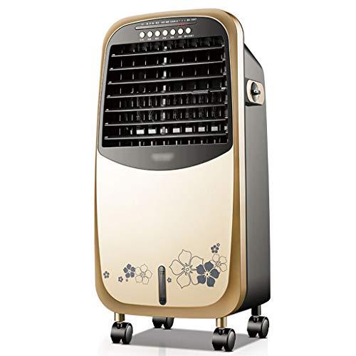 Peut déplacer le ventilateur de climatisation, le chauffage et le refroidissement (Color : Gold)
