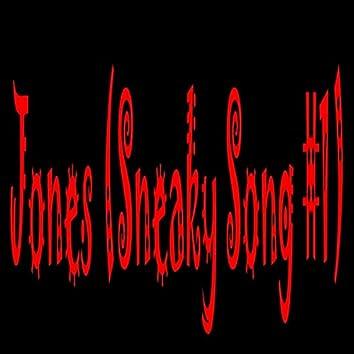 Jones (Sneaky Song #1)