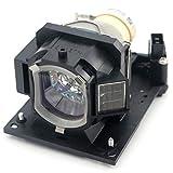 SNLAMP Original DT01181 Lámpara de proyector Repuesto UHP 215W Bombilla con Carcasa para Hitachi iPJ-AW250N iPJ-AW250NM ED-A220NM ED-A220N CP-AW250NJ CP-A300NJ proyectores