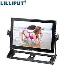 Lilliput FA1014/S 10 Inch 16:9 HD-SDI Monitor With HDMI, VGA, AV + 7 inch Magic Arm + V-mount battery plate