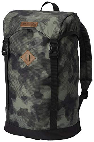 Columbia Hiking Backpack Classic Outdoor 25L, Größe:One Size, Farbe:Peatmoss Lined Camo Print