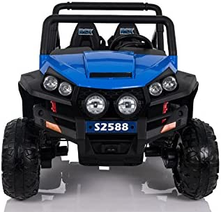 Buggy ELECTRICO Infantil 4 Motores 12V, Mando Parental
