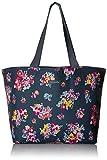 Vera Bradley Women's Lighten Up Drawstring Family Tote Bag,...