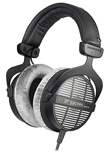Beyerdynamic DT-990-PRO-250 Gaming Twitch Live Stream Recording Headphones