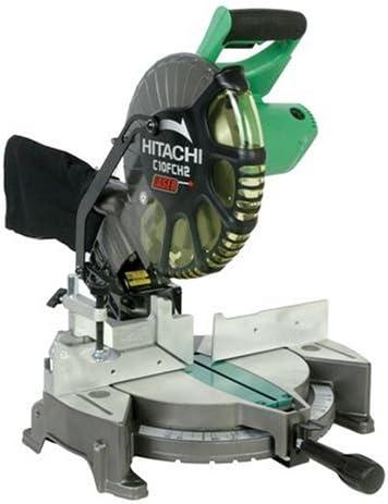 Hitachi C10FCH2 15-Amp Single Bevel Compound Miter Saw