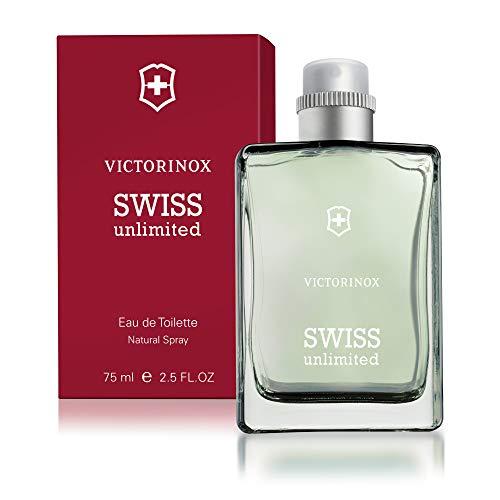 Swiss Army Swiss Unlimited for Men 2.5 oz Eau de Toilette Spray