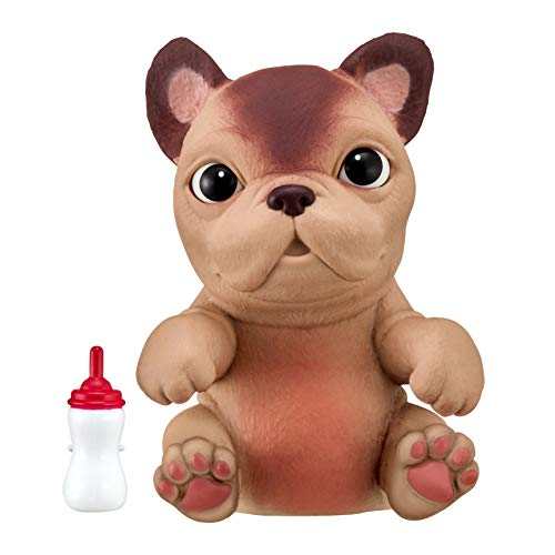 OMG Pets Soft Squishy Puppy That Comes to Life - Interactive Soft Puppy - Pierre