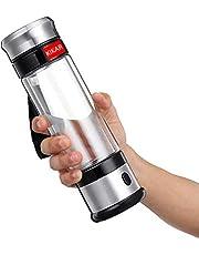[KIKAR] Générateur d'eau ionisé portable en verre 400 ml