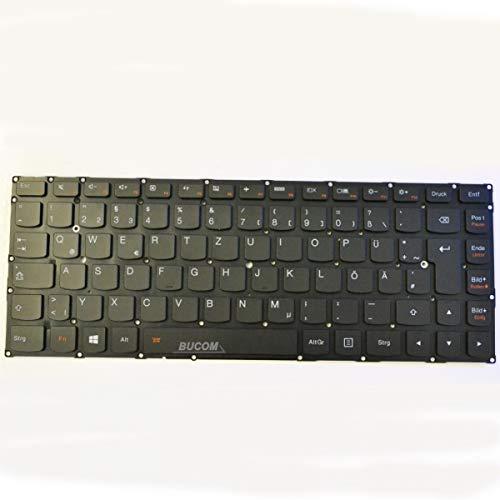 Teclado para Lenovo Yoga 4 Pro Yoga 900-13ISK 900-13ISK2 alemán con Backlite
