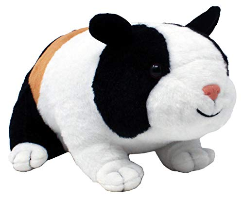 Shelter Pets Stuffed Animals: Rosie - 10' Guinea Pig Plush Toy - Based on Real-Life Adopted Pets - Benefiting The Animal Shelters They were Adopted from - Great Gift for Kids