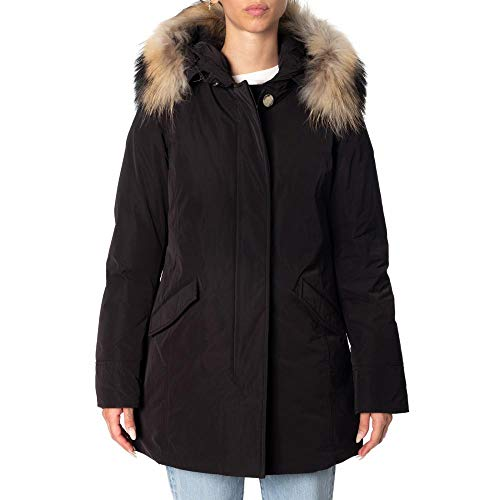 WOOLRICH WWCPS2833 UT0573 324 Midnight Blue Parka Donna