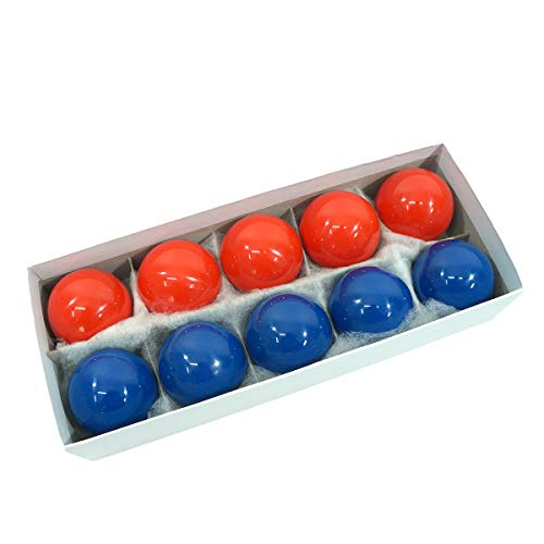 Bola Bilhar/Sinuca/Snooker - 10 unidades Lisa