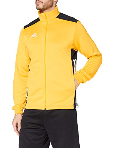 Chaqueta Adidas amarilla deportiva