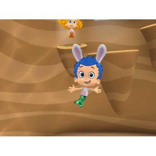 Bubble Guppy Characters: Amazon com