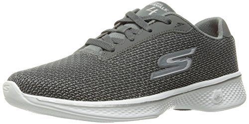 Skechers Skechers Damen Go Walk 4 Low-Top Sneakers, 0, Grau - grau - Größe: 36 EU
