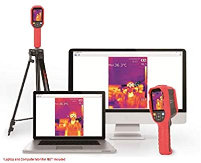Body Temperature Thermal Imager Bundle Kit in Stock in USA, Ships Overnight