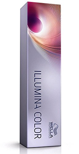 Wella Professionals Haarfarben Illumina Color Nr. 6/76 Dunkelblond Braun-Violett 60 ml