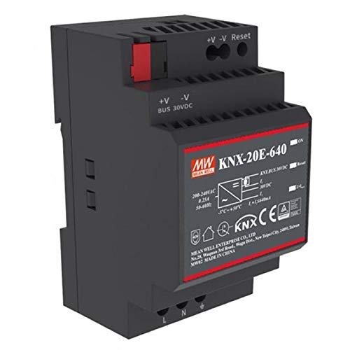 MeanWell KNX-20E-640 19,2W 640mA 30V LED Netzteil KNX