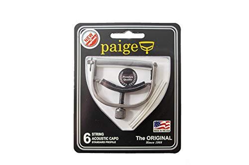 paige capos Paige Capo for Electric Guitar (P-6N)