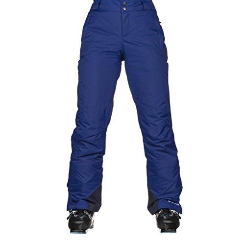 Columbia Bugaboo OH Pant Pantalón, Mujer, Azul (Clematis Blue), S