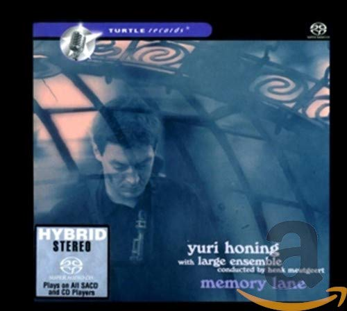 Yuri Honing With Ensemble - Memory Lane