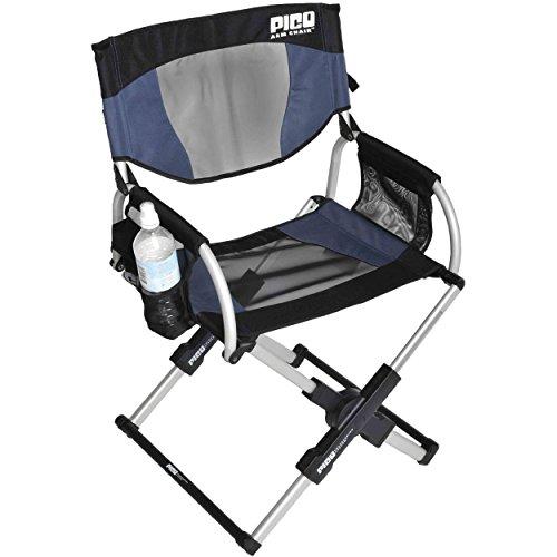 PICO ARM Chair Telescoping Director's Chair