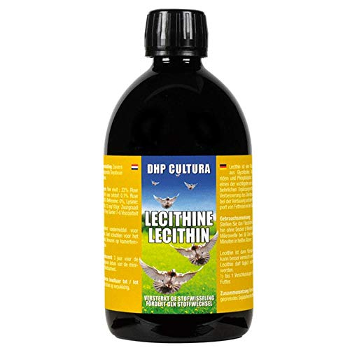 DHP Culture Lecithine 500 ml (concentrated liquid lecithin)
