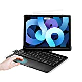 Best Trackpad For Apple - IXTRA iPad Air 4th Generation Case with Keyboard Review