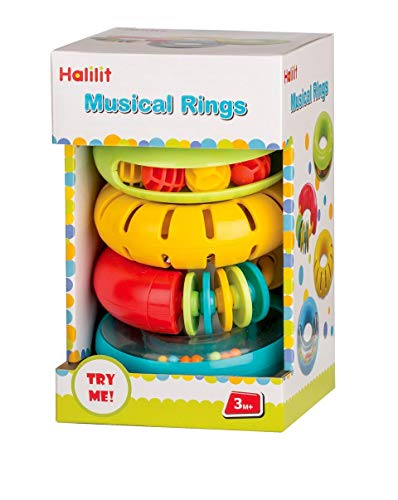 Musical Rings Set