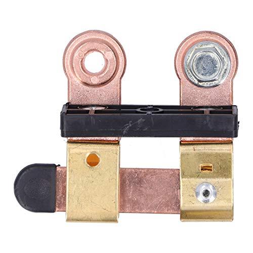 zhuolong Interruptor de desconexión de Hoja de Cuchillo aislador de batería de 12 V/24 V Encendido/Apagado para vehículos de Barco de Coche RV ATV
